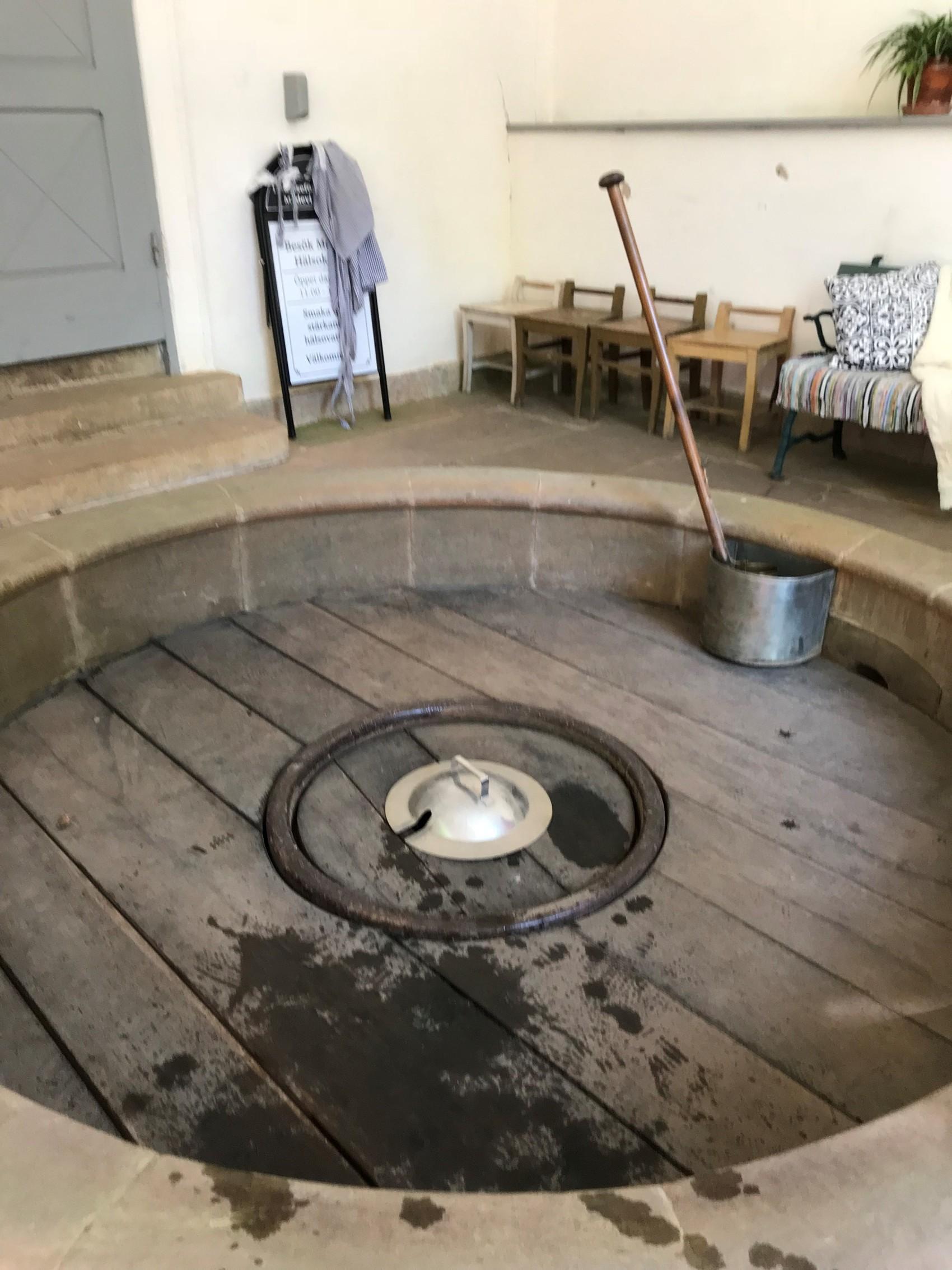 Hälsobrunnen i Medevi