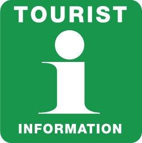 Symbol för turistinformation